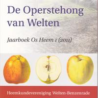 Lees het artikel: De Operstehong van Welten (Jaarboek 2011)