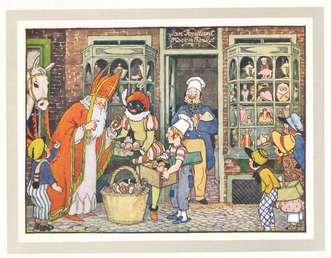 Heerlenvertelt Nl Mijn Sinterklaas 1 Met